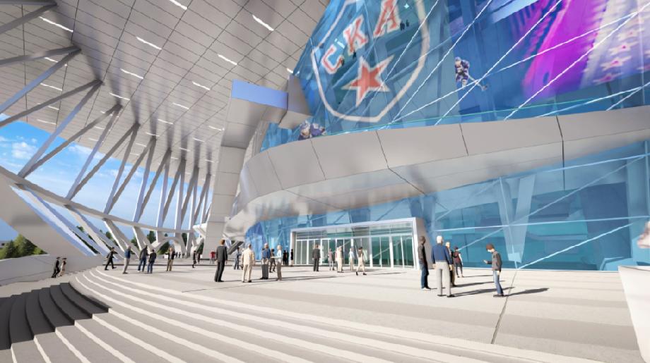 Звезда для СКА Арены. Кто станет лицом нового стадиона - фото