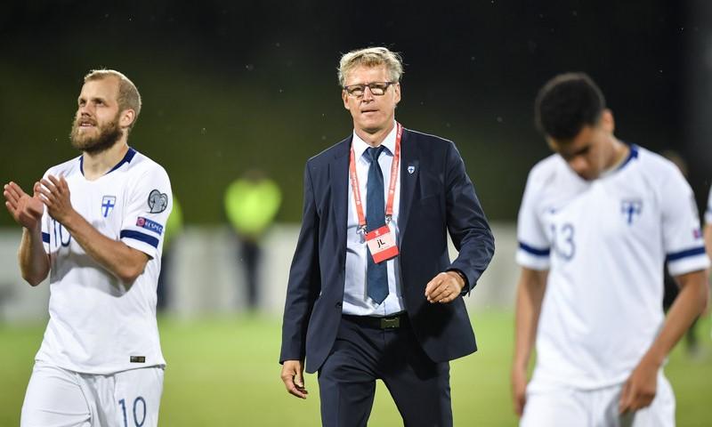 Сборная Финляндии может впервые пробиться на крупный турнир. Ее тренер – гений! - фото