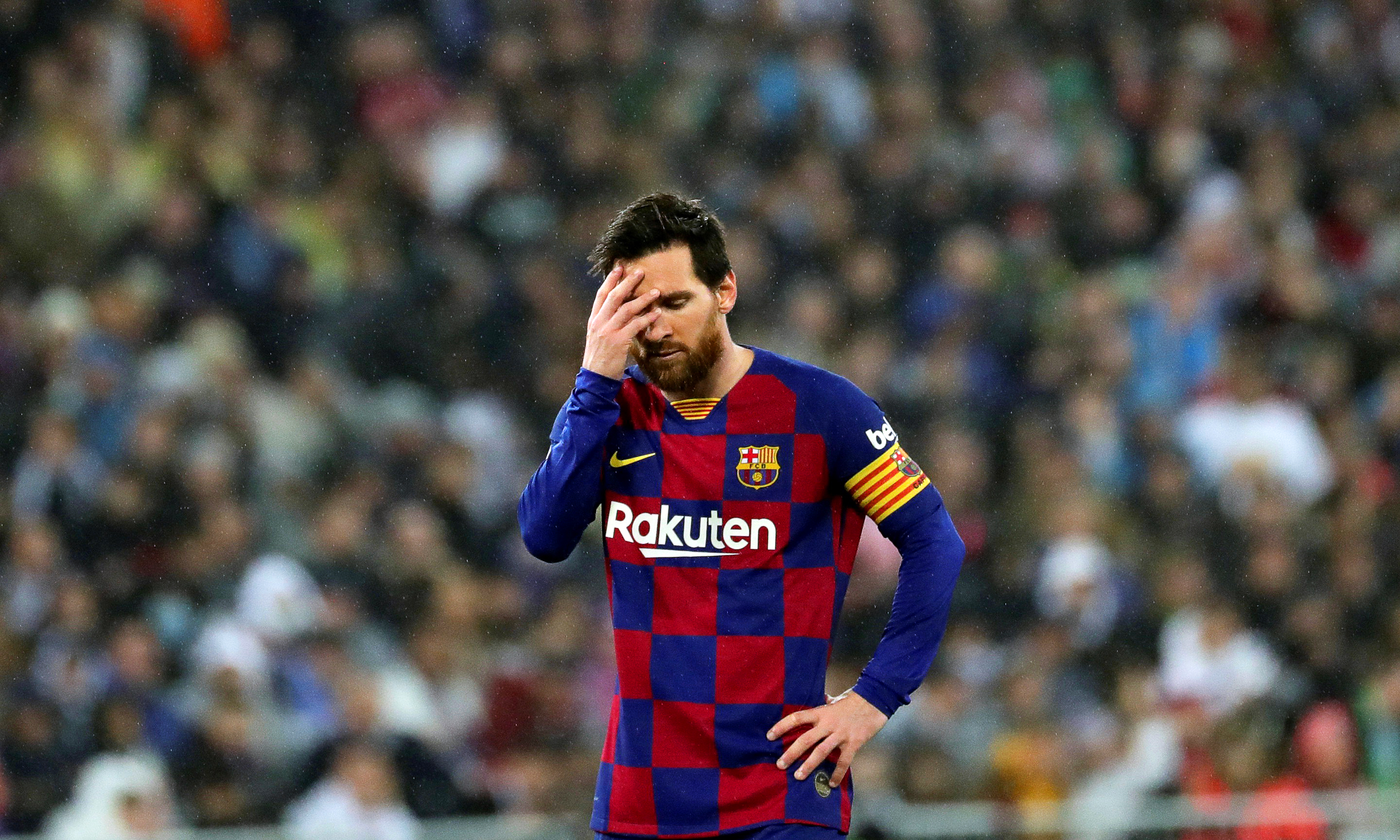 5 худших выступлений Месси в сезоне-2019/2020. Последние матчи с «Реалом» и «Наполи» – в этом списке! - фото