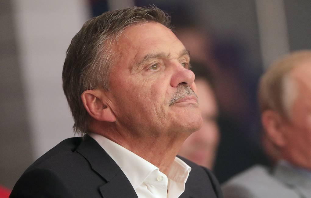 Рене Фазель прокомментировал решение о переносе чемпионата мира по хоккею - фото