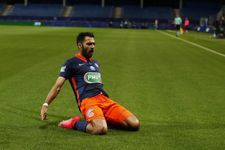 Потенциальный новичок «Зенита» забил супергол в чемпионате Франции. Матч останавливали из-за буйства фанатов - фото