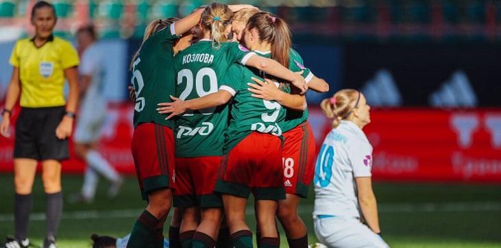 Женский «Локомотив» лишил «Зенит» второго титула за сезон - фото
