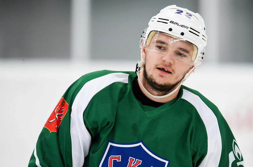 Виктор Комаров: Мечта заиграть в СКА была, не получилось - фото
