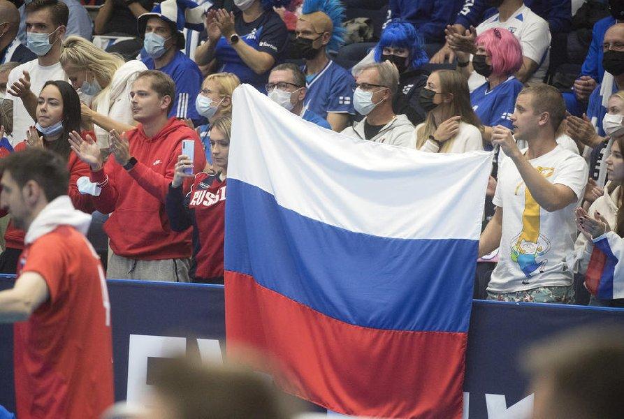 Болельщики выбрали официальный талисман ЧМ-2022 по волейболу в России - фото