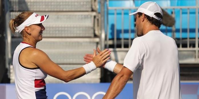 Две российские пары сыграют в финале микста Олимпиады-2020 - фото