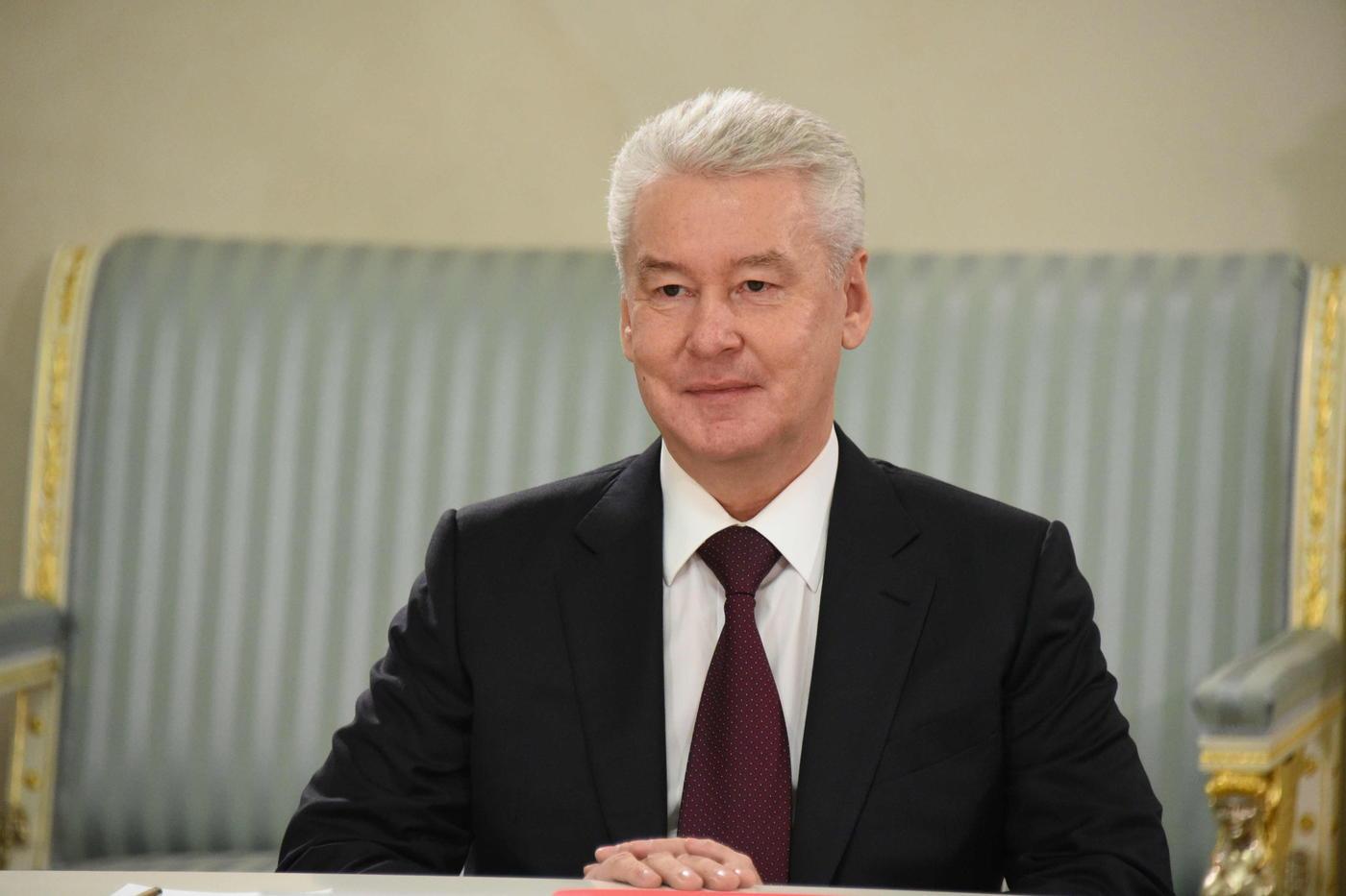 Мэр Москвы Собянин назвал бредом информацию о том, что футбольный клуб «Локомотив» переедет в Лужники - фото