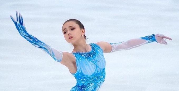 14-летняя Камила Валиева выступит на чемпионате России - фото