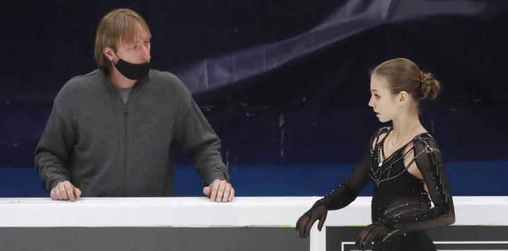 Траньков рассказал про трещины в отношениях Трусовой и Плющенко - фото