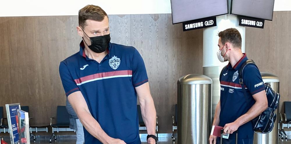 Гендиректор ЦСКА рассказал о будущем Алексея Березуцкого на посту главного тренера - фото
