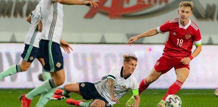 Умяров получил травму в расположении молодежной сборной России - фото