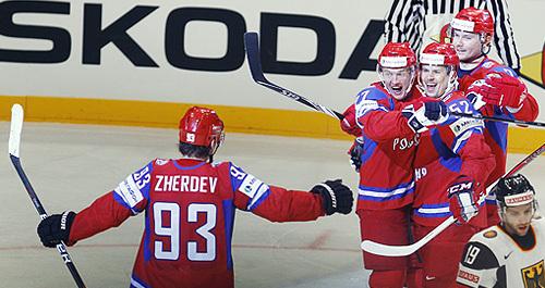 Николай Жердев вернулся в хоккей, подписав контракт с «Тамбовом» - фото