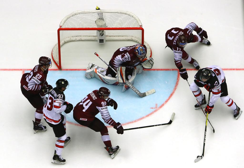 Андрей Николишин: В плей-офф Канада покажет совсем другую игру - фото