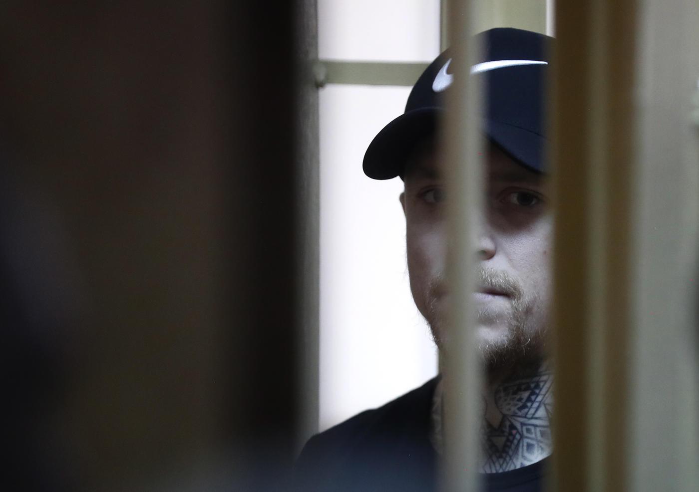 Цена за удар стулом – месяц тюрьмы. Кокорин и Мамаев узнали требования прокурора - фото