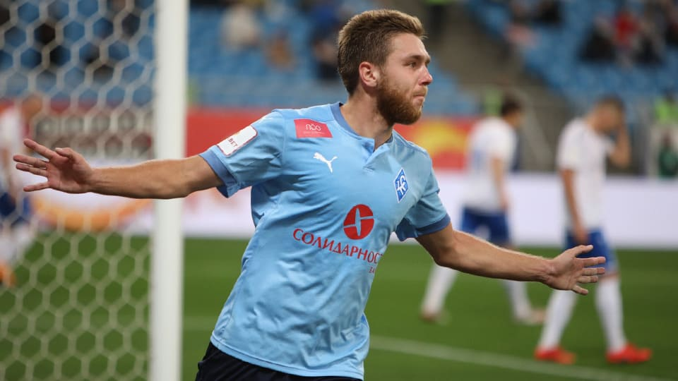 Сергеев забил 26 мячей в 30 матчах ФНЛ. Его трансфер обошелся «Крыльям Советов» в 200 тыс. летом 2020-го - фото