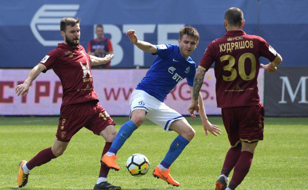 Дмитрий Хохлов: «Динамо» не позволило «Рубину» создать то, что он умеет - фото