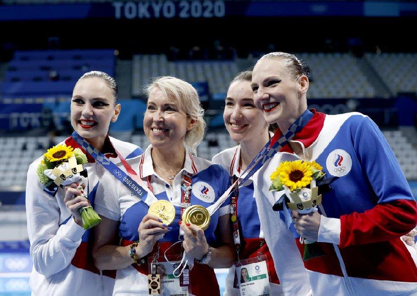 Олимпийская чемпионка Токио Колесниченко:  Мы всех уже достали - фото