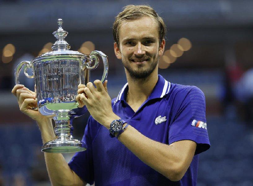 Медведев рассказал, что чувствует после поздравлений Путина с победой на US Open - фото
