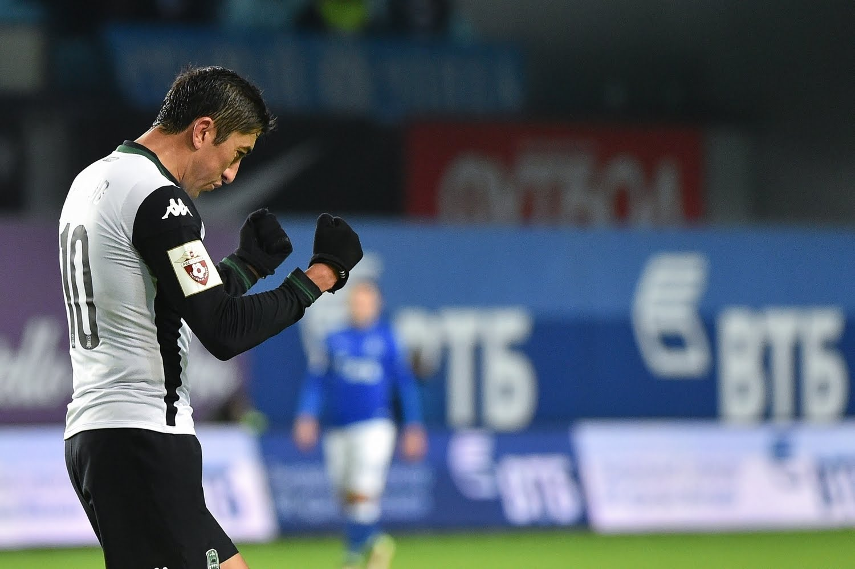 Одил Ахмедов: Все стадионы в Китае хуже арены «Краснодара» - фото