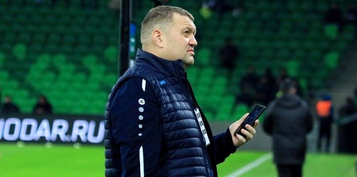 Павел Худяков: При мне договорных матчей не было и никогда не будет. «Тамбов» – это моя репутация - фото