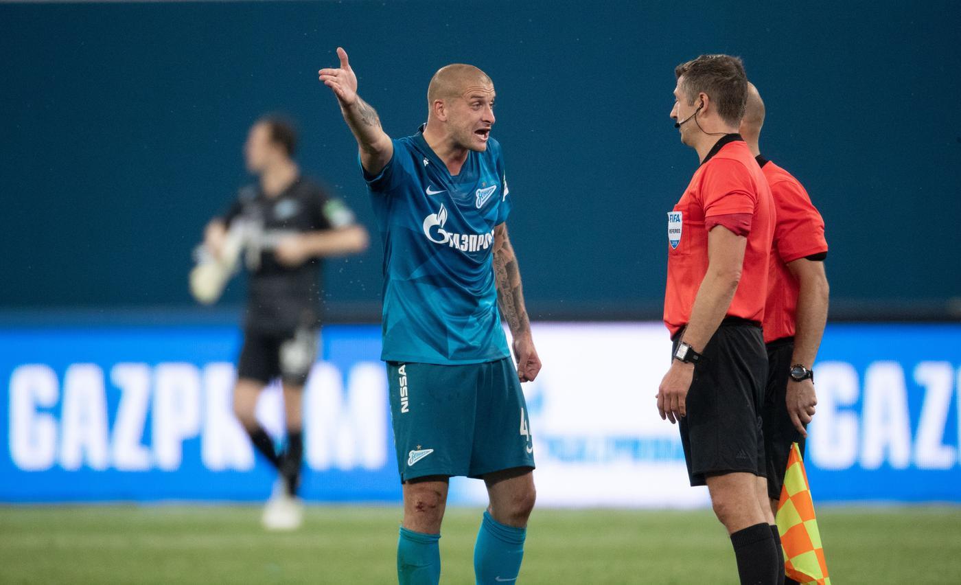 Александр Егоров: Отмененный гол Ригони трудно объяснить. Больная ситуация для нас - фото