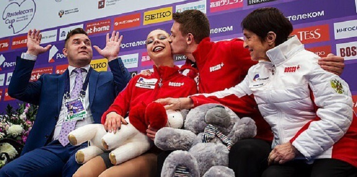 Москвина не считает предательством то, что спортсмены меняют тренера - фото