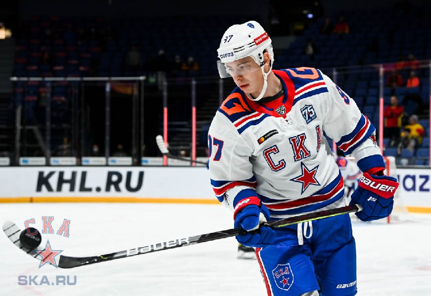 Никита Гусев: Хоккей в КХЛ изменился - фото
