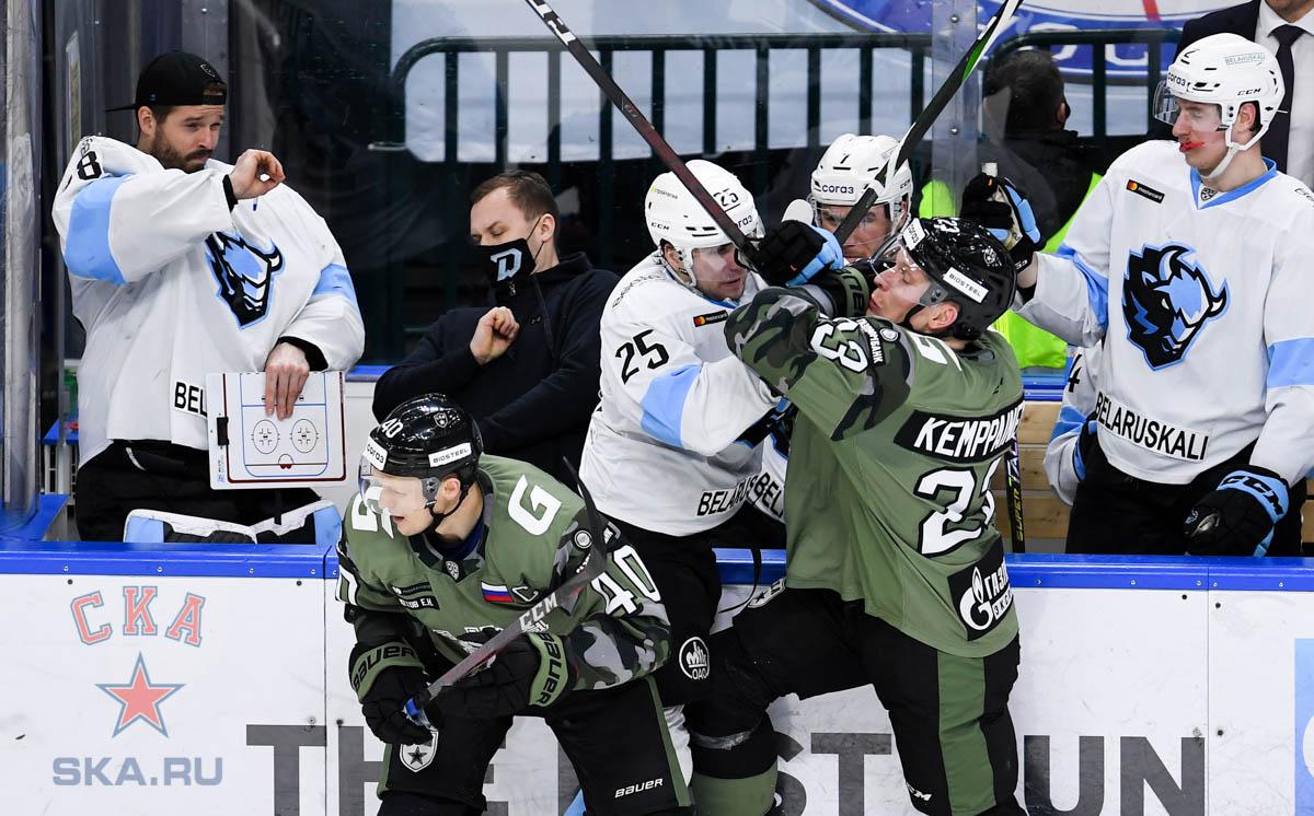 Кемппайнен прокомментировал победу в первом матче плей-офф - фото