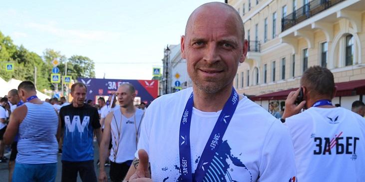 Председатель спорткомитета Санкт-Петербурга Антон Шантырь: У нас есть все, чтобы пережить пандемию. Не хватает только личной ответственности - фото