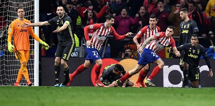Идеальные убийства. «Атлетико» и «Манчестер Сити» в полушаге от четвертьфинала - фото