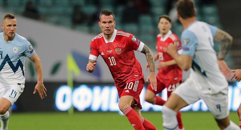 Сенников призвал сборную России отнестись серьезно к матчу со Словенией - фото