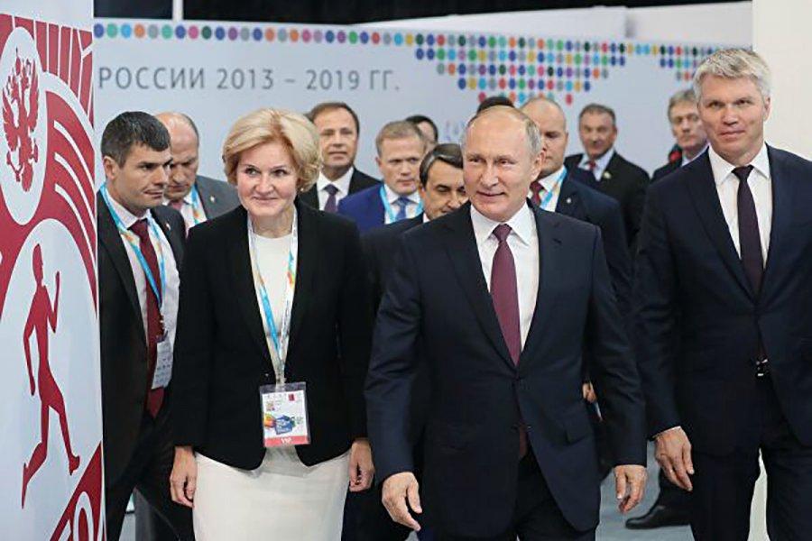 В Казани пройдет IX Международный спортивный форум  «Россия – спортивная держава» - фото