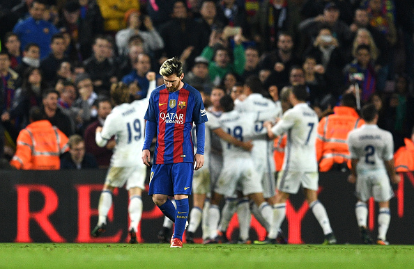 Серхио Рамос спас «Реал» от поражения в Эль Класико (ФОТО) - фото