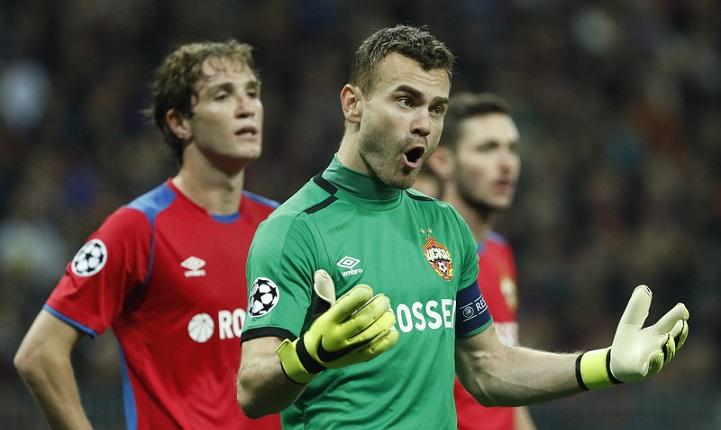Ролан Гусев: Акинфеева нужно возвращать в сборную любыми путями - фото