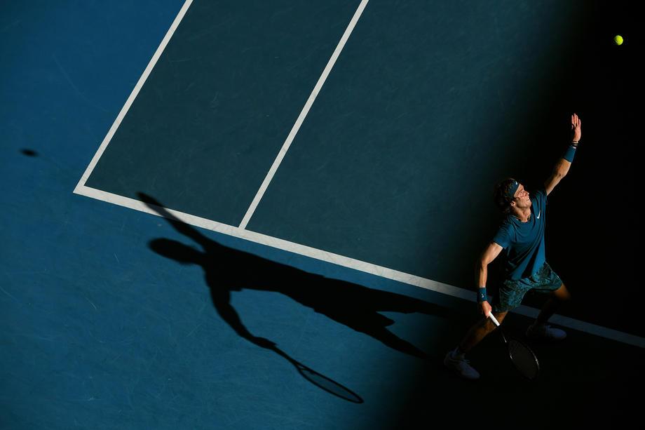 «Медведев готов взять Шлем. Рублев тоже был готов». Мнение Бориса Собкина перед полуфиналами Australian Open - фото