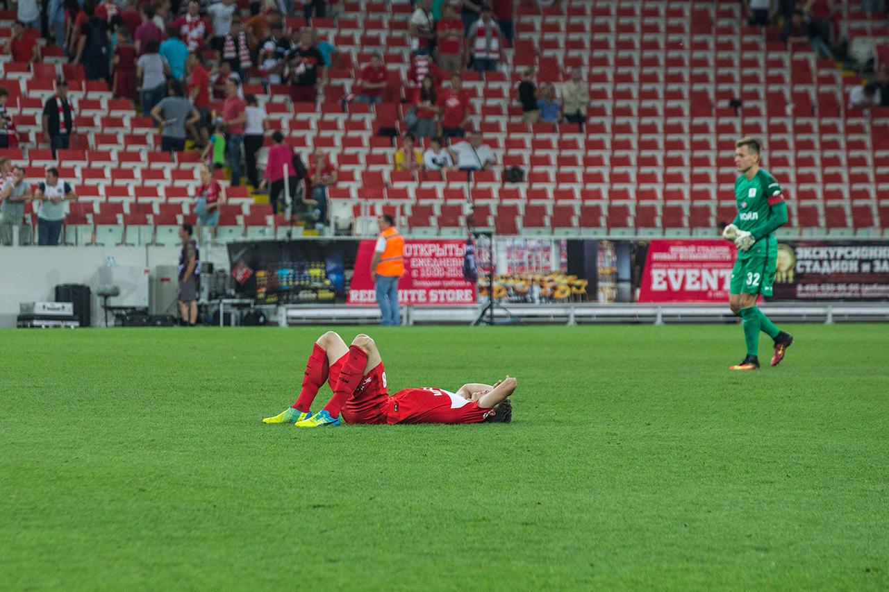 Арсен Минасов: У «Спартака» появится надежда на победу над «Севильей», если он сыграет гораздо лучше, чем с «Ливерпулем» - фото