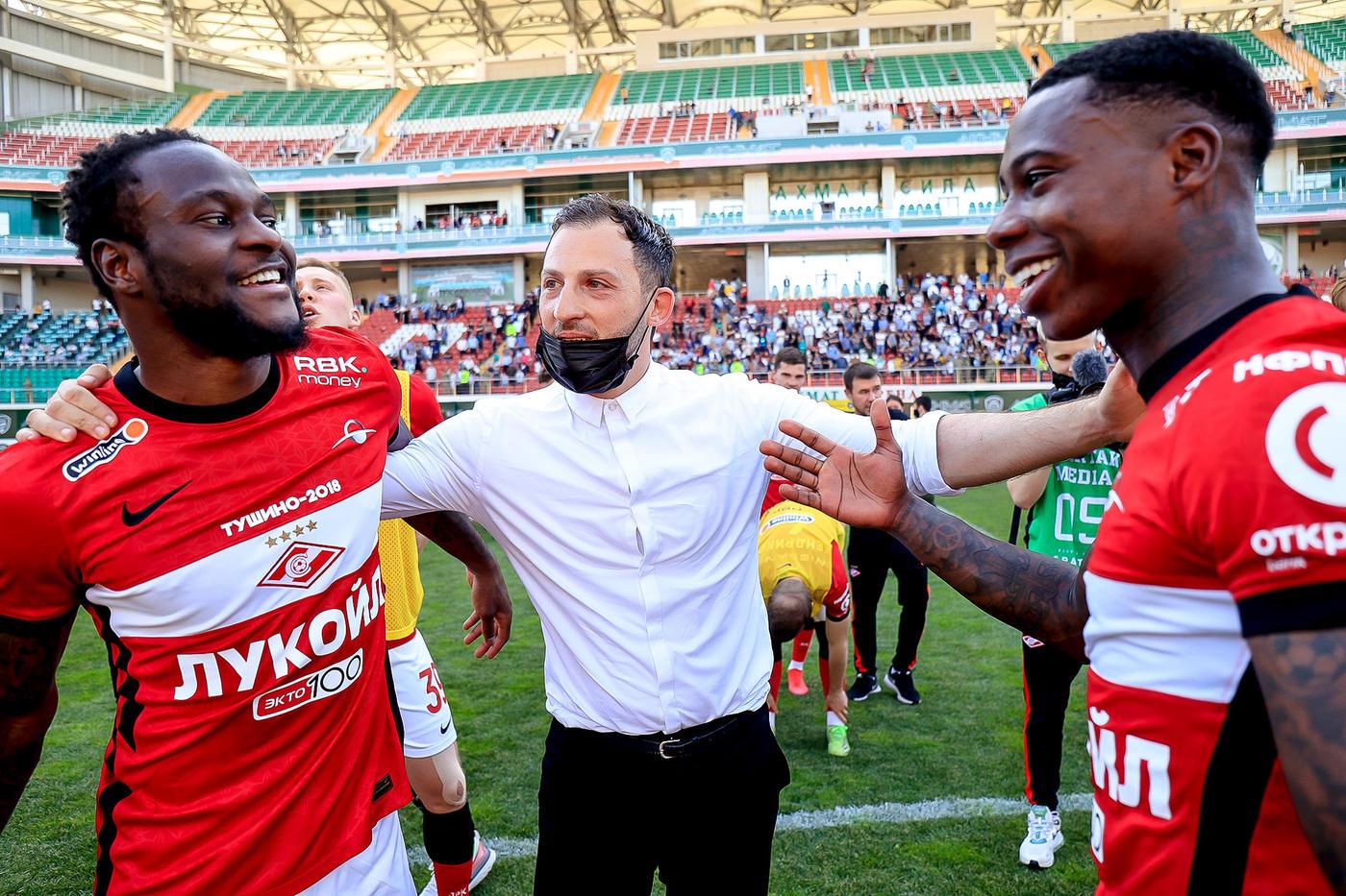 Доменико Тедеско рассказал, какую команду будет тренировать после «Спартака» - фото
