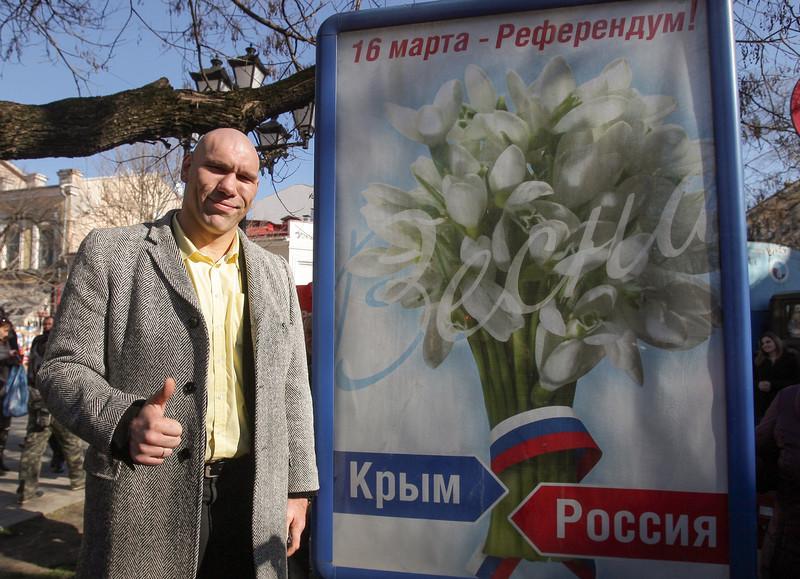 Валуев назвал бредом идею об изменении системы премирования российских спортсменов на Олимпиадах - фото