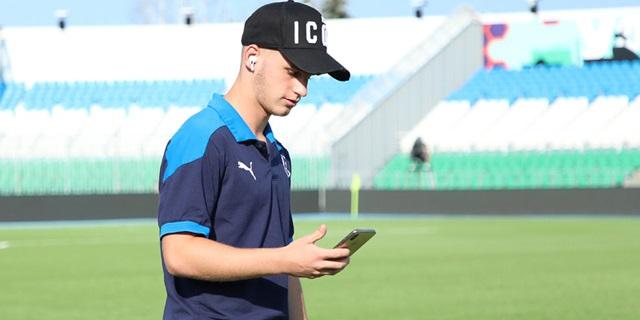 Пиняев отказался говорить о вызове в сборную России - фото