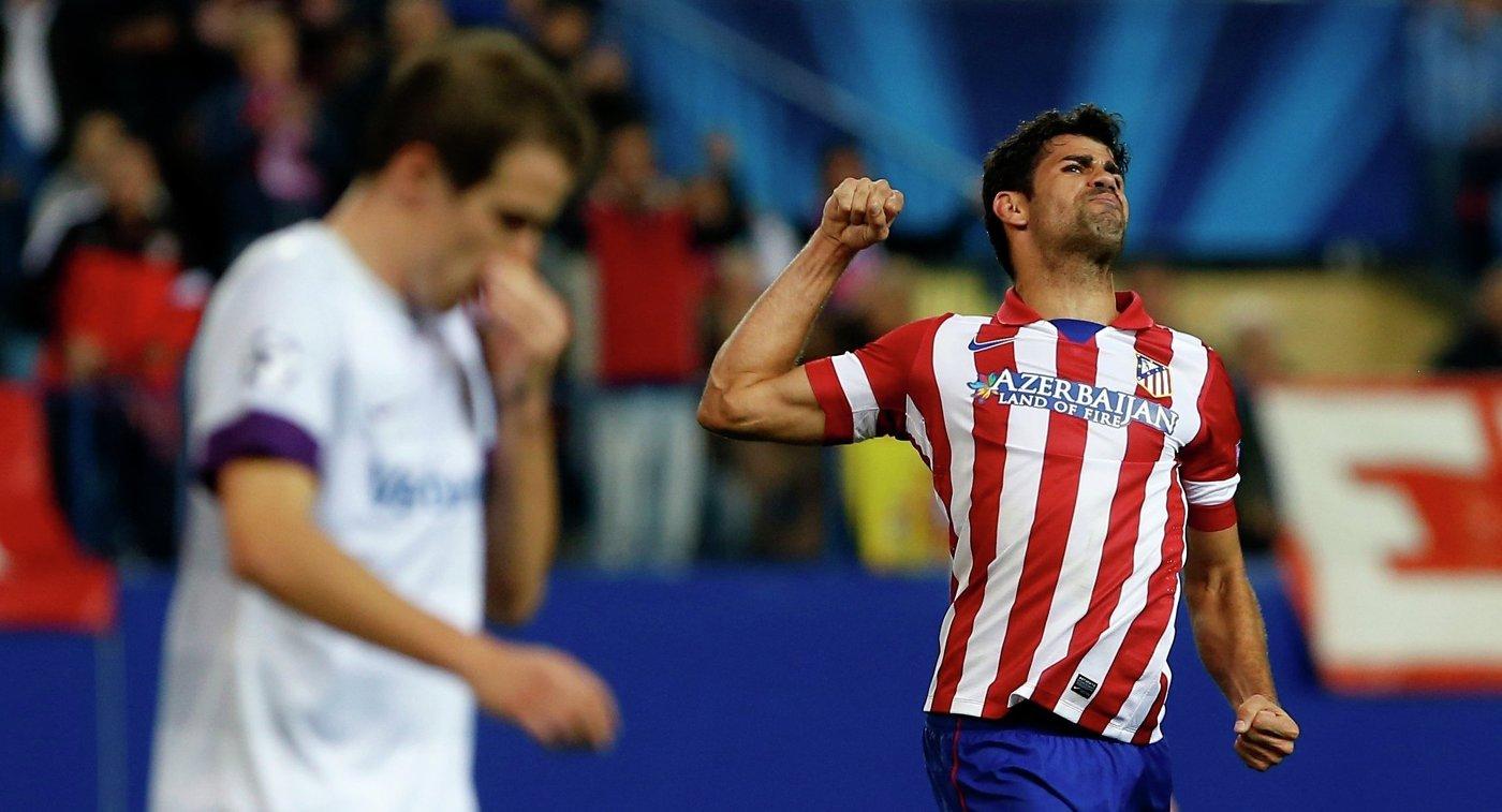«Атлетико» на два месяца лишился нападающего - фото