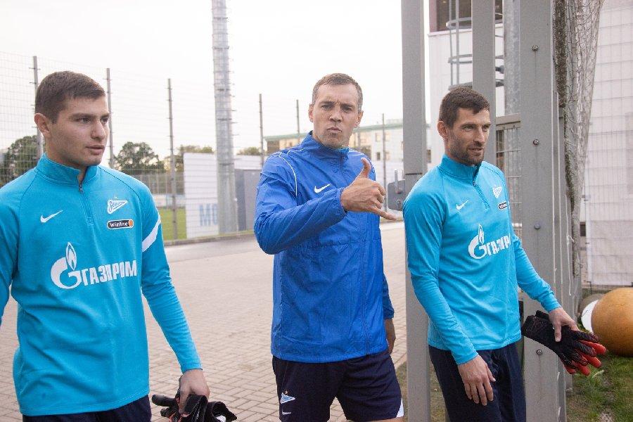 Крицюк объяснил детали контракта с «Зенитом»