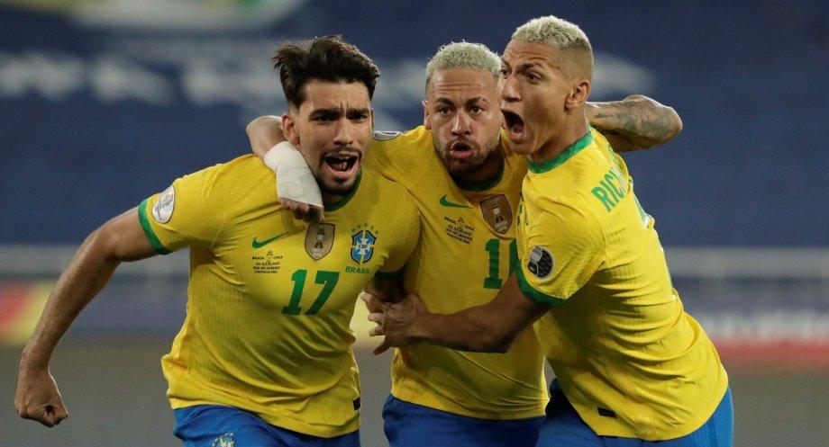В «Зенит» приедет олимпийский чемпион: прогноз на финал Бразилия – Испания