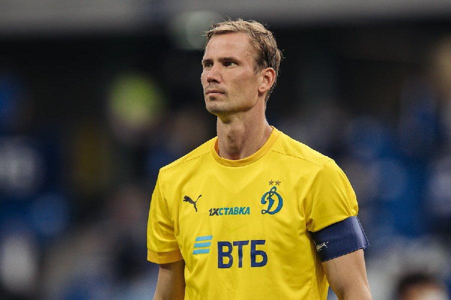 Шунин не сыграет за «Динамо» в матче с «Рубином» - фото