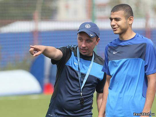 Конеев стал тренером «Зенита»-2 - фото