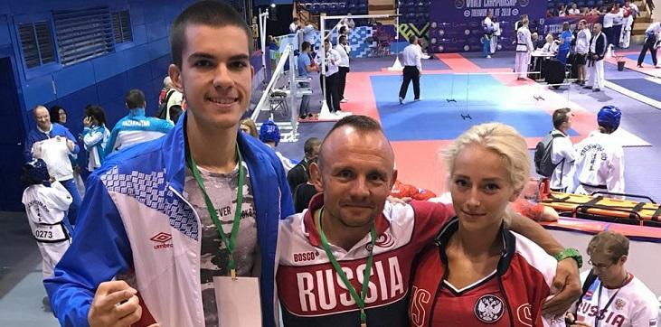 В Петербурге не заметили чемпионов мира по тхэквондо - фото