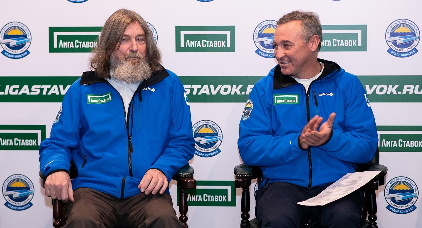 Федор Конюхов снова бросит вызов морской стихии - фото
