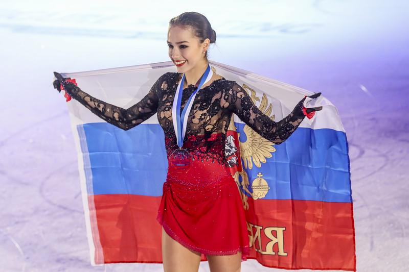Загитова рассказала о выступлении на Олимпиаде - фото