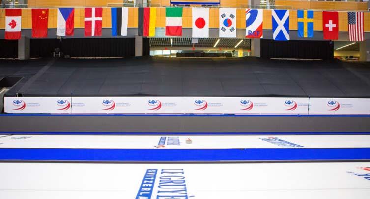 Российские керлингистки победили сборную США и вышли в полуфинал чемпионата мира - фото