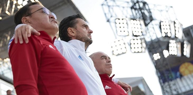 Главный тренер сборной России назвал худший период для команды на чемпионате мира - фото