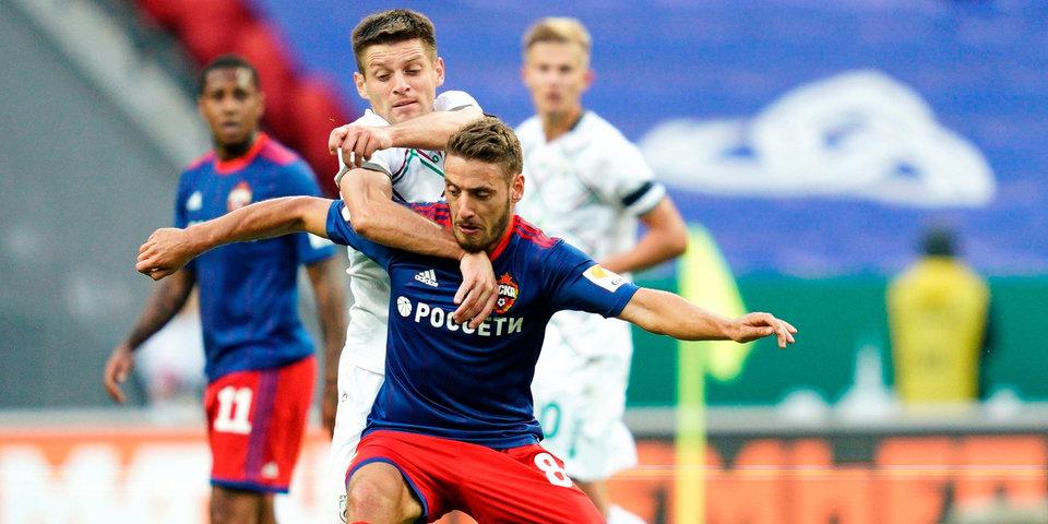 Никола Влашич признан лучшим игроком РПЛ в сентябре - фото