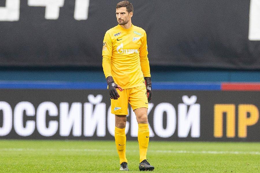 Стрепетов - о вратарях «Зенита»: С «Челси» место в воротах доверят Кержакову - фото